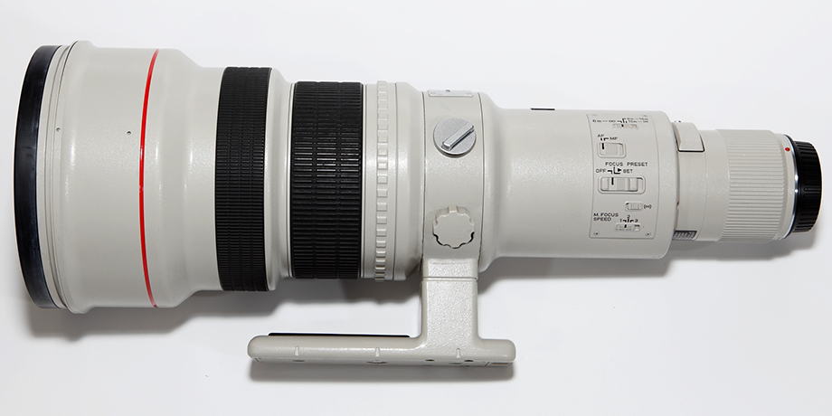 Canon 600mm f4 Non IS